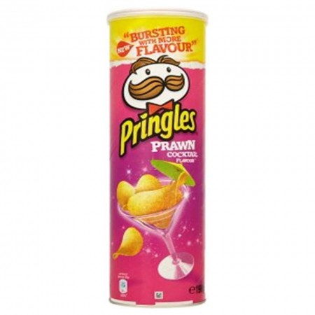 PRINGLES 190 GR PRAWN COCKTAIL PATATINE