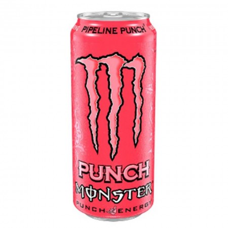 LATTINA MONSTER PUNCH PIPELINE 500 ML BEVANDA ENERGETICA SPECIALITA' MONDO