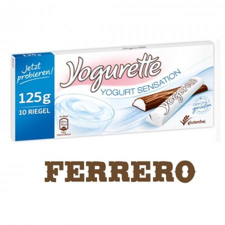 FERRERO YOGURETTE YOGURT SENSATION 125gr CIOCCOLATO