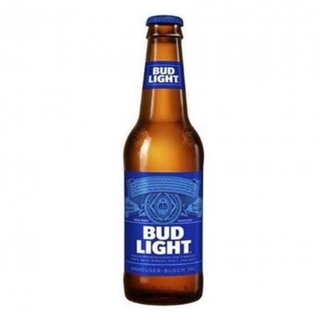 BIRRA BUD LIGHT 300ML BEER ( Americana ) alc.3,5% BUDLIGHT