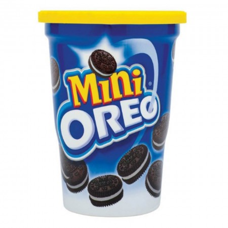 MINI OREO IN BOX DA 115GR GO  PACKS BISCOTTO ORIGINALE AMERICANO