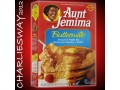 AUNT JEMIMA BUTTERMILK 907 Gr PREPARATO PER PANCAKES / WAFFLE / MUFFIN MIX MADE IN USA