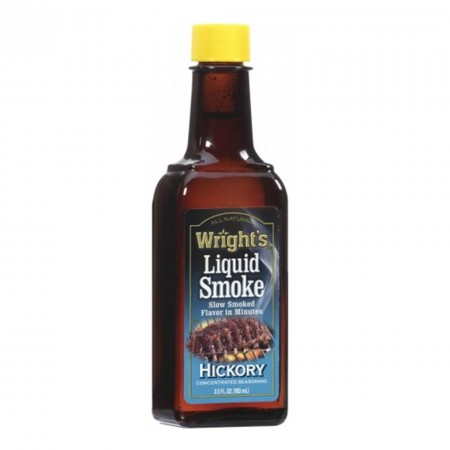 WRIGHTS LIQUID SMOKE HICKORY 105ml FUMO LIQUIDO