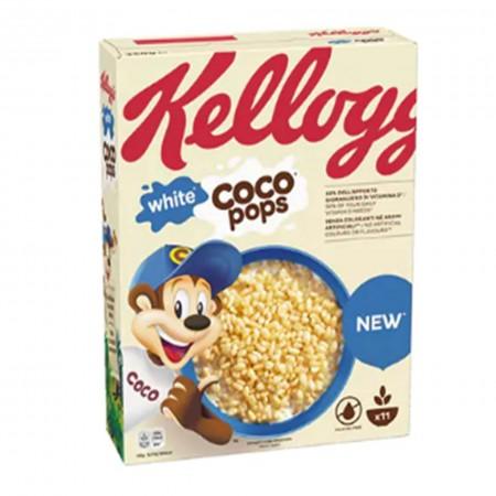KELLOGGS COCO POPS WHITE CHOCOLATE 480g MARK PRICE £ 2,99