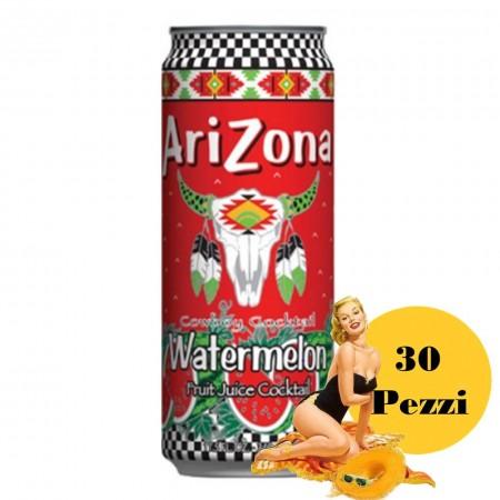 ARIZONA WATERMELON SLIM ( 30 x 330ml ) SUCCO DI MELONE