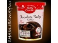 BETTY CROCKER RICH & CREAMY ICING CHOCOLATE FUDGE DA 400 Gr GLASSA PER TORTE