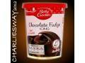 BETTY CROCKER RICH & CREAMY ICING CHOCOLATE FUDGE DA 400 Gr GLASSA PER TORTE