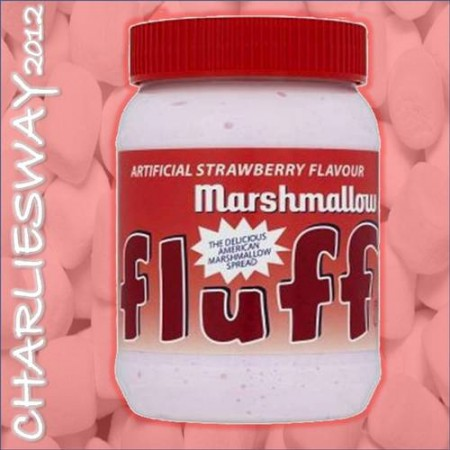 FLUFF GLASSA DI MARSHMALLOWS FRAGOLA MADE IN USA 213 GR MARSHMALLOW SPALMABILE
