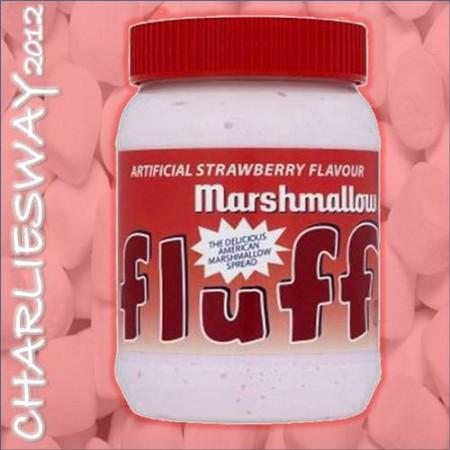 FLUFF GLASSA DI MARSHMALLOWS FRAGOLA MADE IN USA 213 GR MARSHMALLOW SPALMABILE