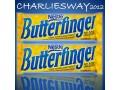 BUTTERFINGER ( 2 x 59,5g ) SNACK CON BURRO D'ARACHIDI MADE IN USA OTTIMI