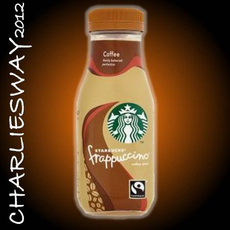 STARBUCKS FRAPPUCCINO AL CAFFE' 250ML