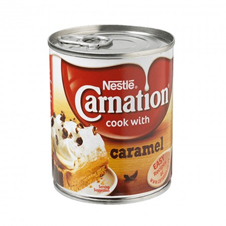 NESTLE CARNATION COOK WITH CARAMEL DA 397 GRAMMI CARAMELLO PRONTO INTROVABILE