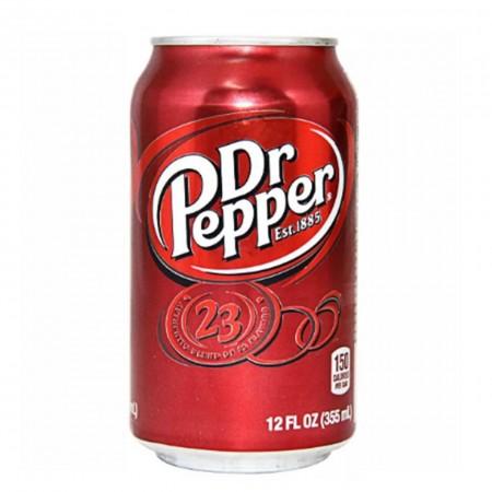 DR PEPPER ORIGINAL USA 355ml