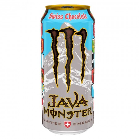 MONSTER JAVA SWISS CHOCOLATE 443ml