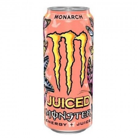 MONSTER MONARCH ( 12 x 500ml ) ENERGY DRINK