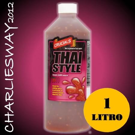CRUCIALS SALSA DA 1 LITRO THAI STYLE