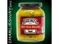 HEINZ HOT DOG RELISH 295 ML SALSA CONDIMENTO PER HOT DOG