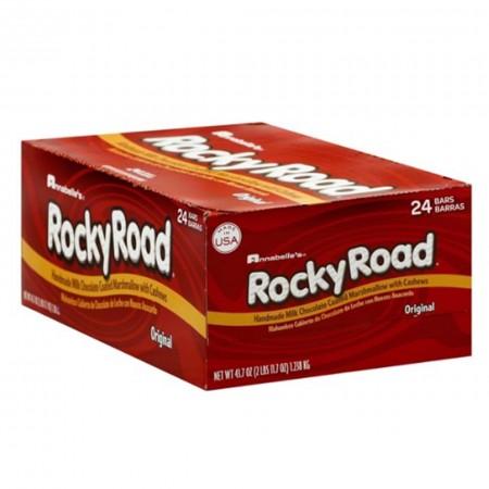 ANNABELLE ROCKY ROAD ORIGINAL BAR ( 24 x 51g )