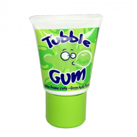 TUBBLE GUM GREEN APPLE  35g MELA VERDE