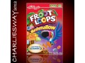 KELLOGGS FROOT LOOPS WITH MARSHMALLOW 357G CEREALI ALLA FRUTTA MADE IN AMERICA