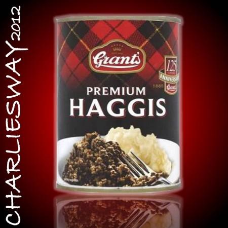 GRANT'S LAMB PREMIUM HAGGIS 392 Gr