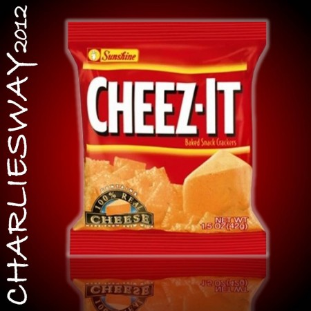 CHEEZ IT CRACKERS 42Gr ORIGINAL SNACK AMERICANO AL FORMAGGIO