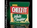 CHEEZ IT CRACKERS 42Gr WHITE CHEDDAR SNACK AMERICANO AL FORMAGGIO