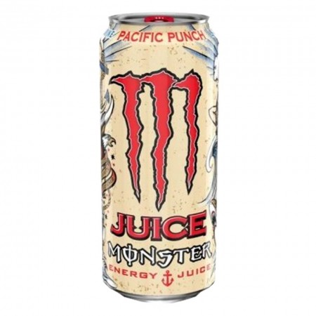 MONSTER PACIFIC PUNCH JUICE 500ml