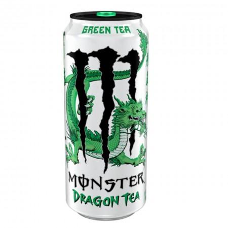 MONSTER DRAGON TEA GREEN TEA 453ml MADE IN USA