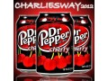 3 x LATTINE DI DR PEPPER CHERRY DA 355 ML MADE IN USA ALLA CIGLIEGIA AMERICANA