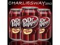 3 x LATTINE DI DR PEPPER CHERRY VANIGLIA DA 355 ML MADE IN USA AMERICANA