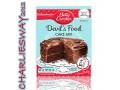 BETTY CROCKER DEVIL'S FOOD CAKE MIX Gr 500