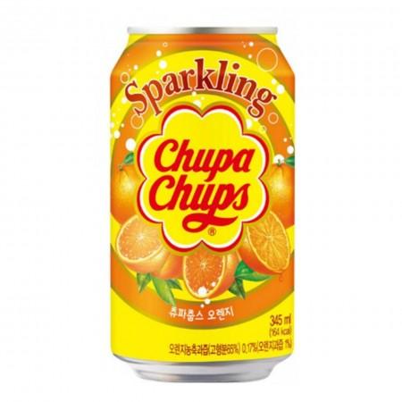 CHUPA CHUPS SPARKLING ORANGE ( 24 x 345ml )