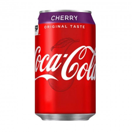 COCA COLA CHERRY ( alla ciliegia ) da 330 ml bibita mark price