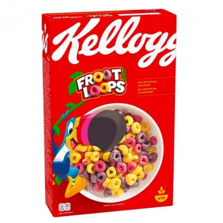 KELLOGGS FROOT LOOPS 375g cereali