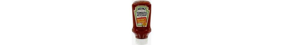 Maionnaise / Ketchup