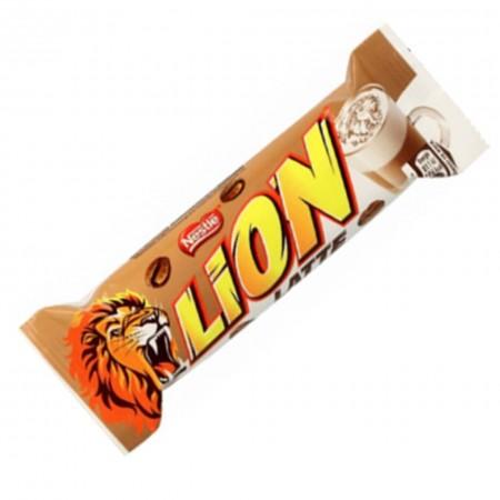 LION 40gr GUSTO LATTE CON AROMA DI CAFFE'