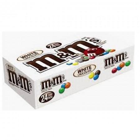 MEMS WHITE CHOCOLATE BOX DA ( 24pz x 42g )