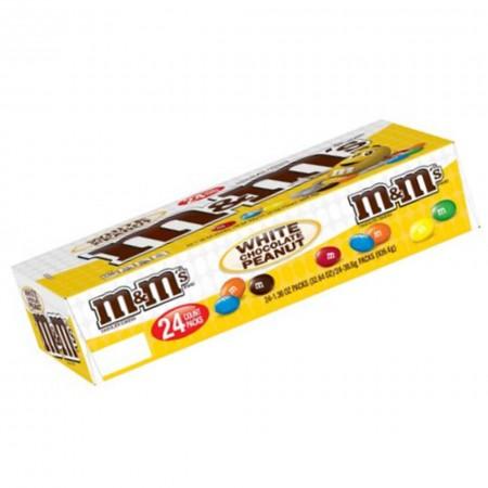 MEMS WHITE CHOCOLATE PEANUT BUTTER BOX DA ( 24pz x 42g )