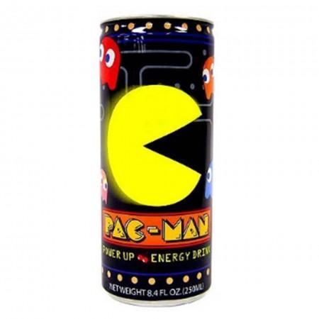 PACMAN SUPER POTENZA ENERGY DRINK DA 250ml MADE IN USA