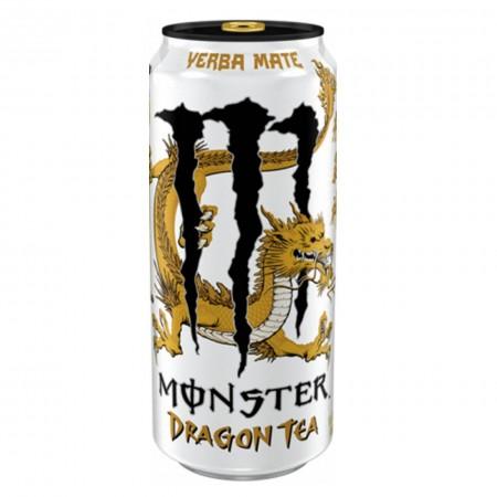 MONSTER DRAGON TEA YERBA MATE 458ml MADE IN USA