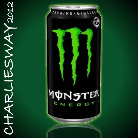 1 LATTINA MONSTER ENERGY 500 ML DRINK BEVANDA ENERGETICA SPECIALITA' DAL MONDO