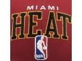 CAPPELLO ADIDAS MIAMI HEAT # 1 UFFICIALE NBA TAGLIA REGOLABILE BASEBALL UNISEX