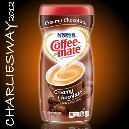 NESTLE COFFEE MATE 425G. CREMA LATTE IN POLVERE GUSTO CIOCCOLATO AMERICA