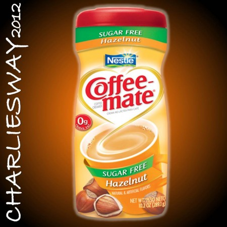 NESTLE COFFEE MATE 425G. CREMA LATTE IN POLVERE GUSTO NOCCIOLA HAZELNUT AMERICA