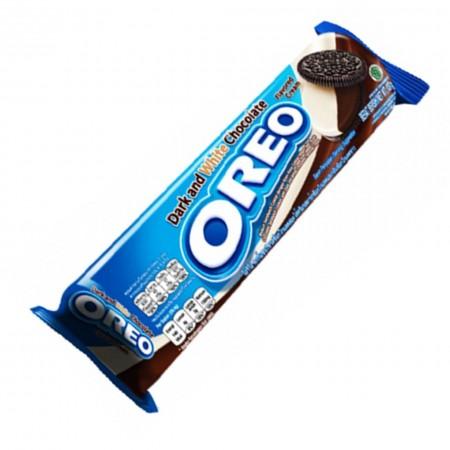 OREO DARK AND WHITE CHOCOLATE 137g CIOCCOLATO BIANCO E NERO