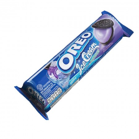 OREO ICE CREAM BLUEBERRY 137g COOCKIE