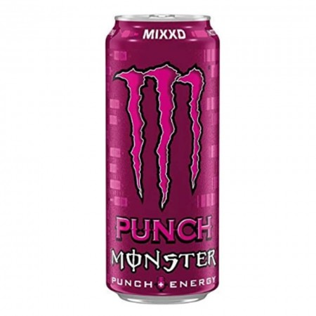 MONSTER PUNCH MIXXD ( 12 x 500ml )