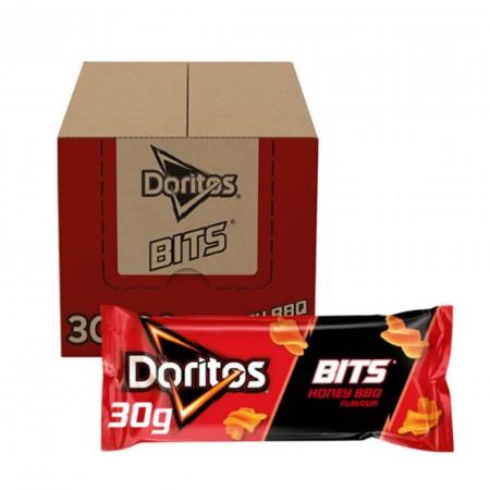 DORITOS BITES HONEY BBQ 30 x 30g