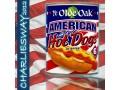 YE OLDE OAK AMERICAN STYLE HOT DOGS IN BRINE DA 400 GRAMMI PER 6 PEZZI